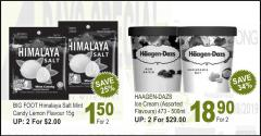 Sheng Siong: Latest 4-Days Special features Himalaya Salt at 2-f