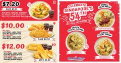Long John Silver\u2019s releases 11 new Discount Coupons valid till O